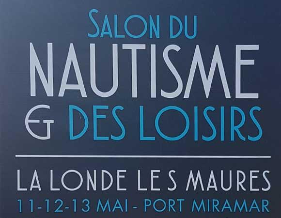 Captain for Salon nautisme
